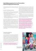 Wirkung in der Personellen Entwicklungszusammenarbeit ... - Unité - Seite 6
