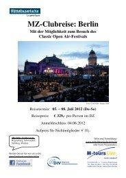 07 05 Reiseprogramm Berlin Classic Open Air 2