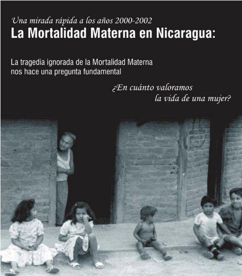 La Mortalidad Materna en Nicaragua - Sidoc