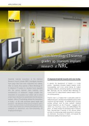 Nikon Metrology CT-scanner grades up titanium implant research at ...