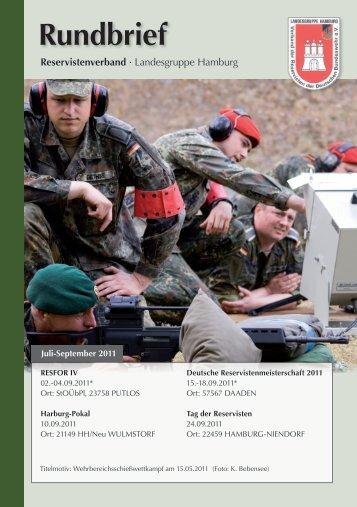 Persönliche Beratung für Kameraden. - Verband der Reservisten ...