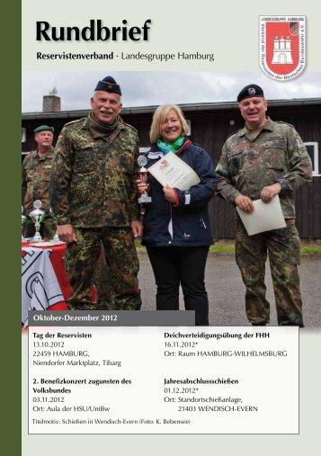 Rundbrief 4. Quartal 2012 - Verband der Reservisten der Deutschen ...