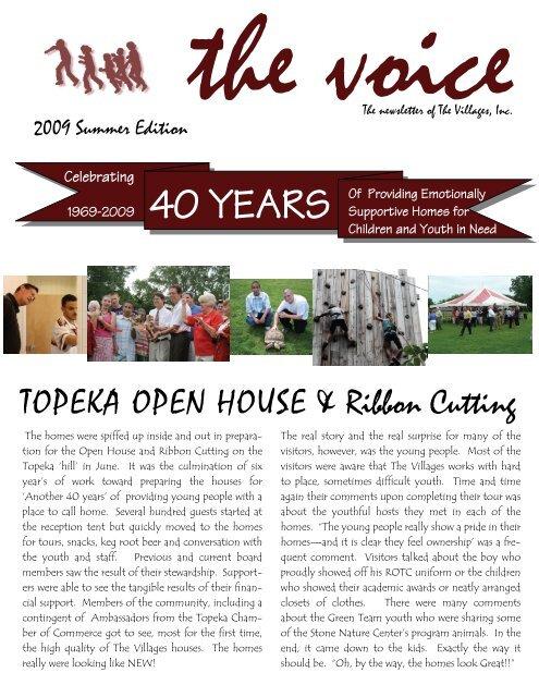 2009 Summer - The Villages Inc.