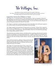 The Villages, Inc.