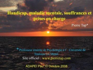 usage - Pierre TAP