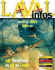 16e Festival - Laval