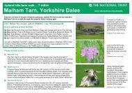 Malham Tarn farm walk - Walk4Life