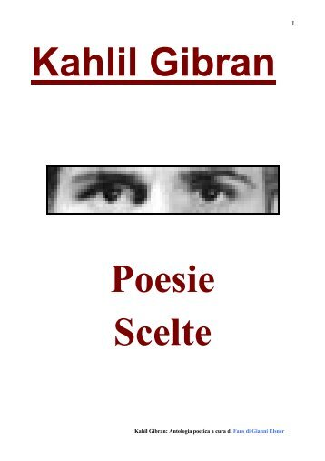 Gibran Magazines