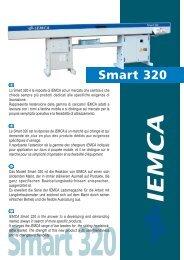 Smart 320 - Kitagawa Europe