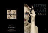 Setting new valueS - De Dietrich