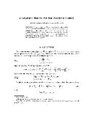 SCATTERING THEORY FOR THE WIGNER EQUATION HASSAN ...