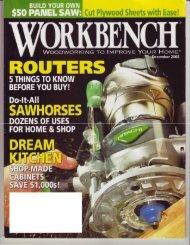 sawhorses - Wood Tools