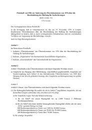 Protokoll von 1996 zur Änderung des Übereinkommens von 1976 ...