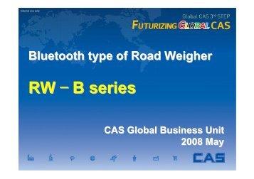 RW – B series