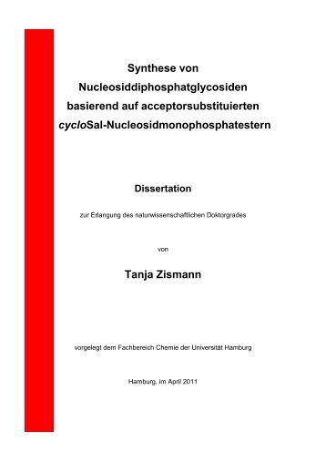 Tanja Zismann - Chemie - Universität Hamburg