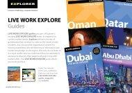 LIVE WORK EXPLORE Guides - Explorer Publishing