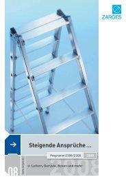 Zarges Z 300/200 Leitern und Gerüste - Overworx