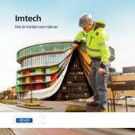 Kort information om Imtech Nordic