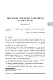 Provocarile comunicarii.pdf - ati | anestezie terapie intensiva