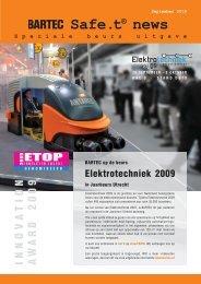 BARTEC Safe.t news - BARTEC NEDERLAND bv
