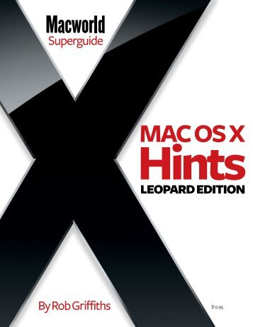 Mac OS X Hints, Leopard Edition