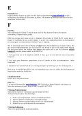 Velkommen i Dalum IF - information fra A-Å - Page 5