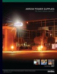 Power Supply Capabilities - Arrow Electronics