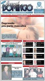 1 Depressão pós-parto masculina - Jornal Domingo