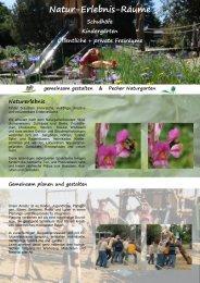 Flyer 2010 - Gemeinsam gestalten