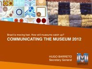 download hugo barreto presentation - Communications Agency ...