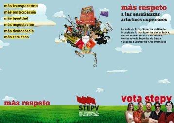 Maquetación 1 - Intersindical Valenciana