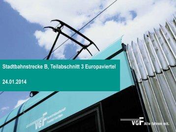 Präsentation Europaviertel - Verkehrsgesellschaft Frankfurt am Main ...