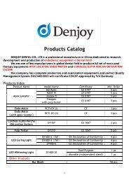 Products Catalog - dentes.sk