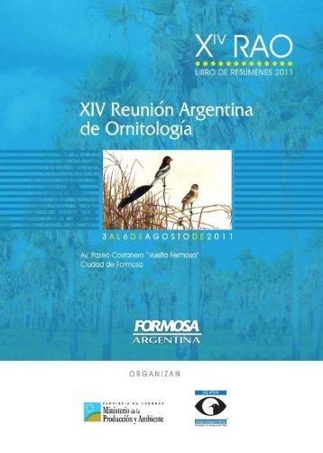 formosa - Aves Argentinas