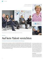 Auf kein Talent verzichten - Stiftung Mercator