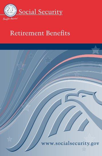 Social Security Retirement Benefits