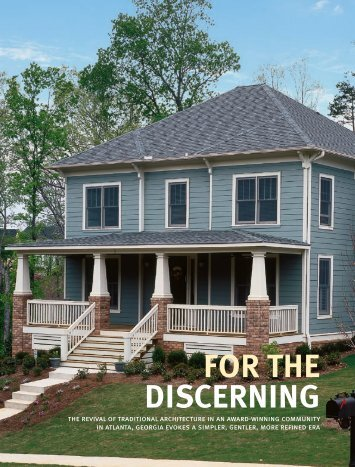 FOR THE DISCERNING - James Hardie