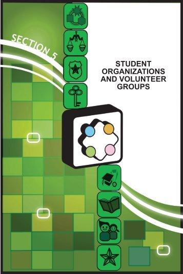 student organizations and volunteer groups - De La Salle-College of ...