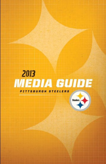 Media Information - Steelers - NFL.com