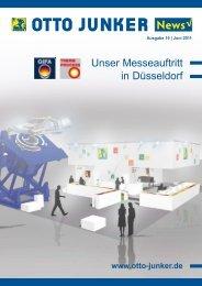 Anlagentechnologie Eisen & Stahl - Otto Junker GmbH