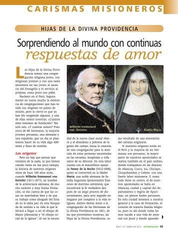 Hijas de la Divina Providencia