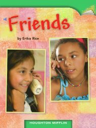 Lesson 1:Friends