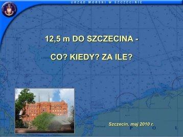 Nadmoski Szczecin - ZMiGM