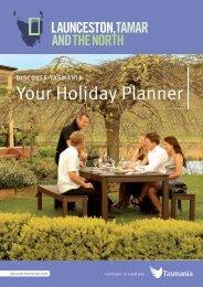 Your Holiday Planner - Carnet de voyage en Australie