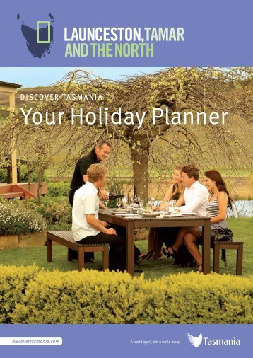 Your Holiday Planner - Carnet de voyage en Australie