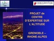 Club cardio Mt Blanc 2009 - Secours-montagne.fr