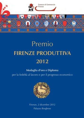 Firenze Produttiva 2012 - Centrica