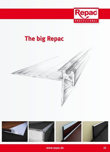 The big Repac, our main catalogue