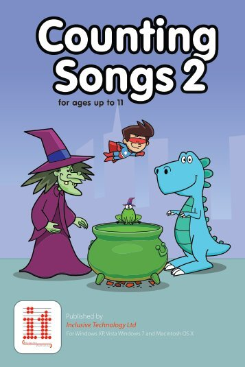 Counting Songs 2 Manual counting_songs_2.pdf - Inclusive ...