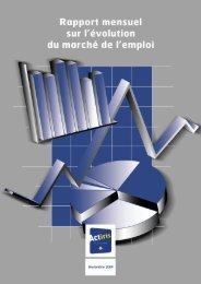 Novembre 2009 - Actiris